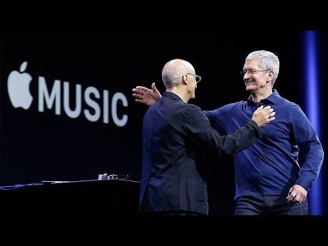 Attorneys General in New York, Connecticut Investigate Apple Music