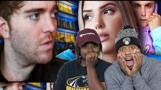 "Shane Dawson ""The Ex Girlfriend of Jake Paul"" 
