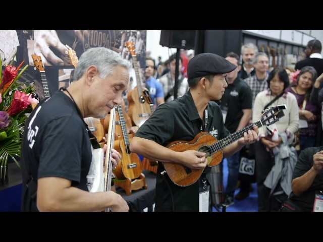 Come Together (Beatles) Jake Shimabukuro  w/ Jay Molina