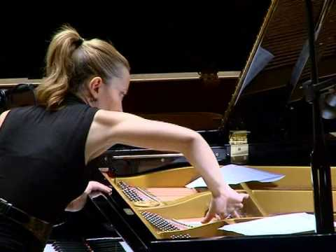 COWELL, Aoelian Harp (Elif Önal, Piano)