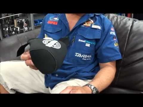 Fishing Tackle tips: Protecta reel covers: south africa fishing