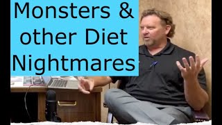 Monster Drink Nightmare; other Poor Diet Choices.Eric and Dr. Tony clip from The Blue Collar Podcast