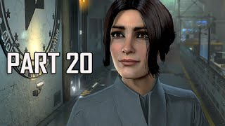Deus Ex Mankind Divided Walkthrough Part 20 - Escape (PC Ultra Let's Play)