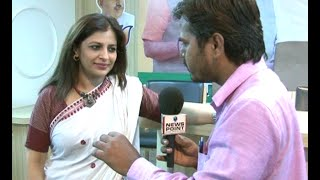 In conversation with BJP leader Shazia Ilmi: NewspointTV