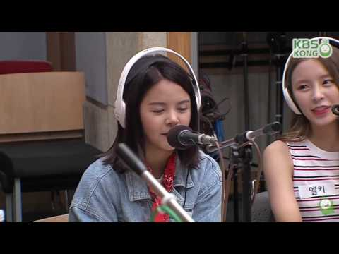 [Eng sub] CLC @ Kiss the radio- CLC is a globalized group!