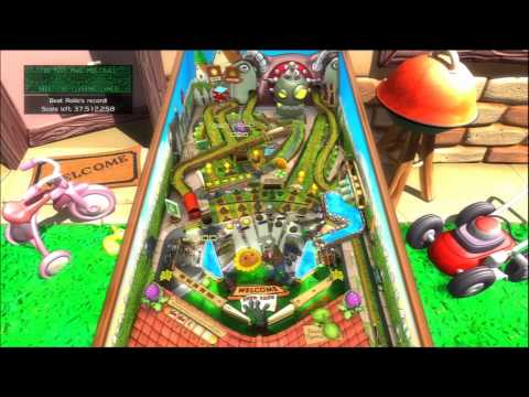 Zen Pinball 2 | Plants Vs Zombies Table | Pinball Alliance Trophy | 67 Million!