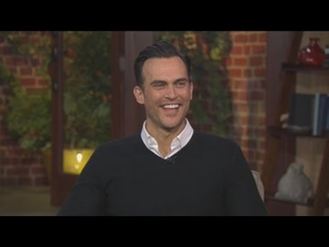 Cheyenne Jackson scares in 'American Horror Story'