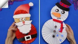 5 Christmas Craft for Kids DIY paper crafts for kids