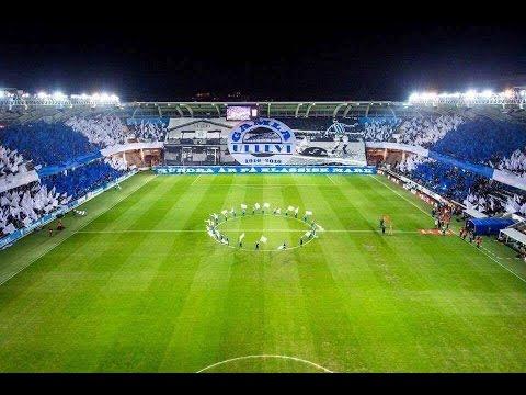 IFK-AIK 2016 | Gamla Ullevi 100 år | Tifo