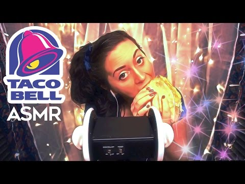 ASMR ✨ Closet Studio Reveal with my friend Taco Bell!