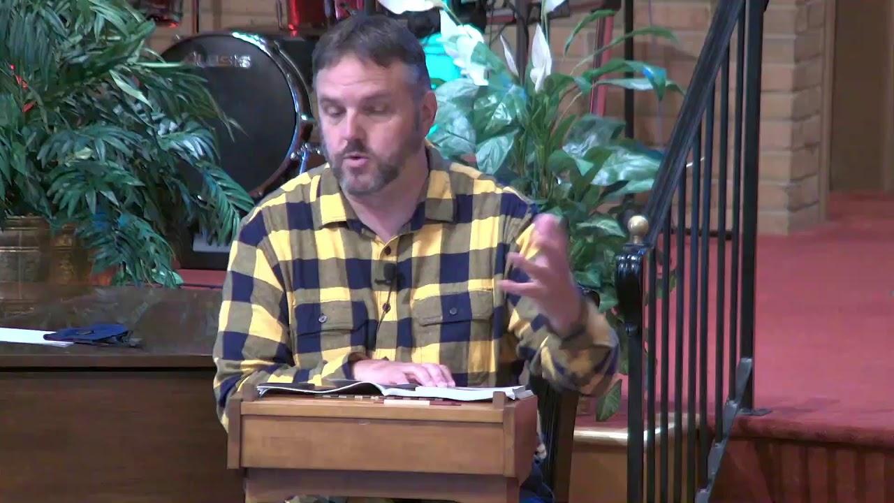 Grove Groups Adult Sunday School Lesson @ OGBC (Nov. 29, 2020)