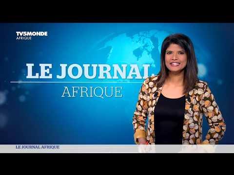Le Journal Afrique du lundi 20 janvier 2020 sur TV5MONDE