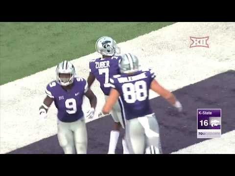 Kansas State vs. Central Arkansas Football Highlights
