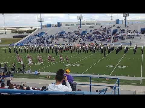 Heights High School Band - Heights vs. Cypress Creek