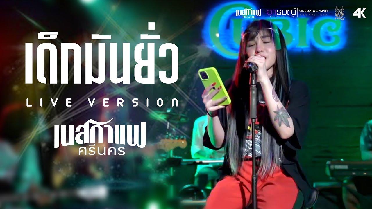 Download เด็กมันยั่ว - เนสกาแฟ ศรีนคร【 Cover Version】  LIVE