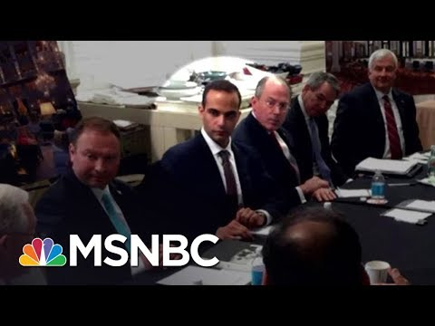 George Papadopoulos May Have Worn Wire As Part Of Robert Mueller Deal | Rachel Maddow | MSNBC
