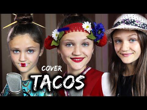 TACOS - Ксения Левчик  ( cover LITTLE BIG ) - РЖАКА !!!