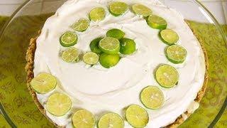 No Bake Key Lime Pie Recipe