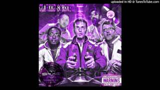 Logic-Upgrade Chopped DJ Monster Bane Clarked Screwed Cover