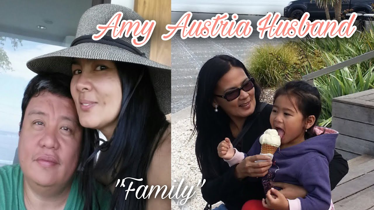 Amy Austria husband and family | Ganito pala si Amy sa kanyang mga apo!