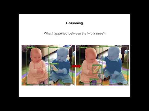 Object level visual reasoning in videos - YouTube