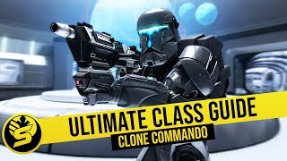 cLONE COMMANDO - Ultimate Class Guide  STAR WARS Battlefront 2