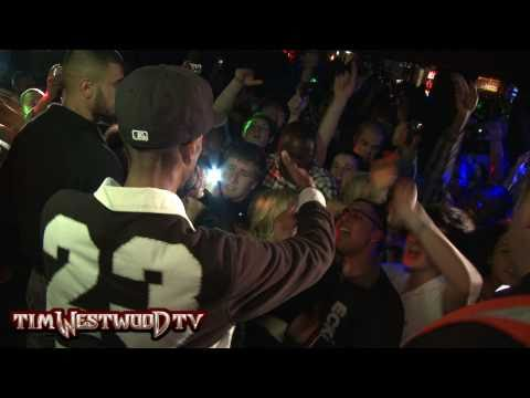 D Double E Street Fighter live in Kingston - Westwood