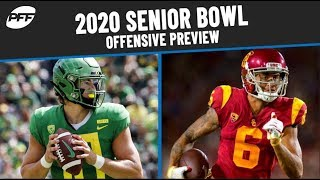 Gambar cover Senior Bowl Preview: Offense | PFF