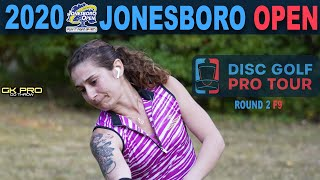 Jonesboro Open | FINAL RD F9 | Pierce, King, Allen, Weese