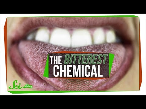 What's the Most Bitter Chemical?