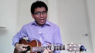 Bila kuingat lelah (guitar cover)