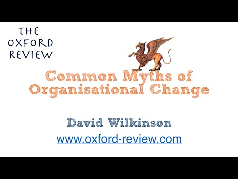 Do 70% of Organizational Change Projects Really Fail?