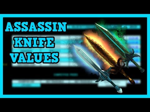 The Official Assassin Value List Doovi - assassins roblox value list