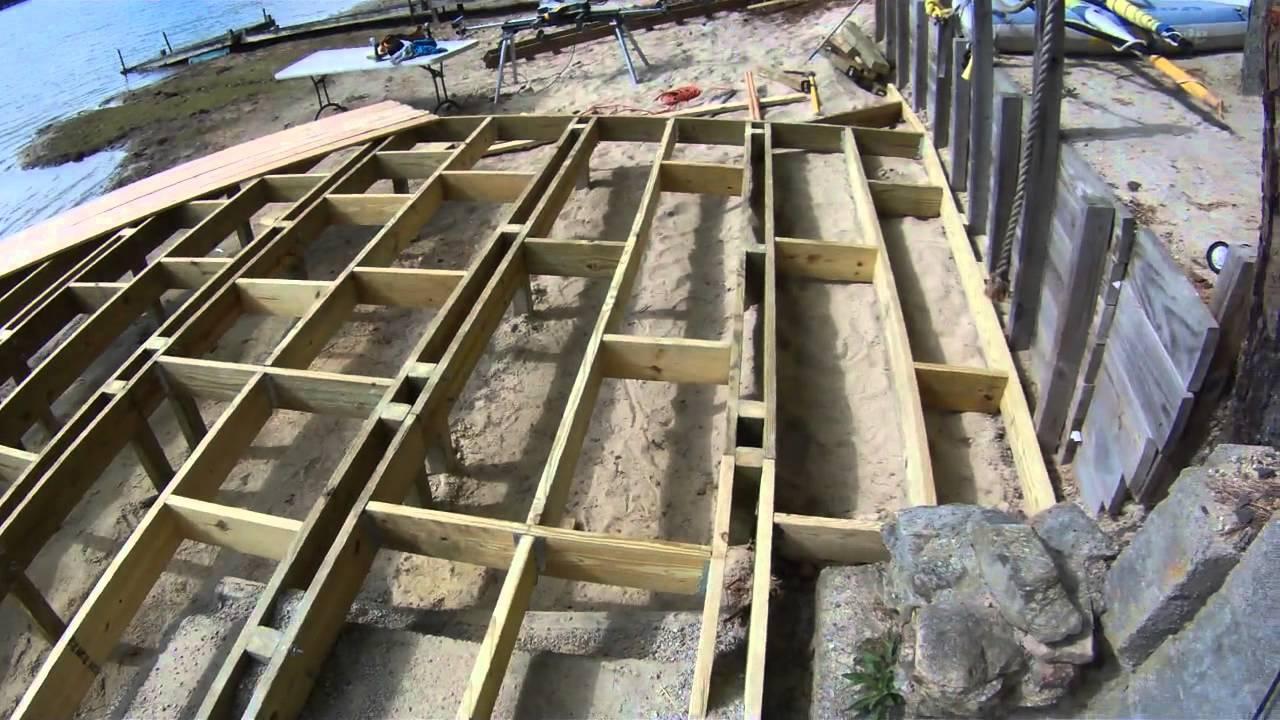 Wood Deck Building Guide