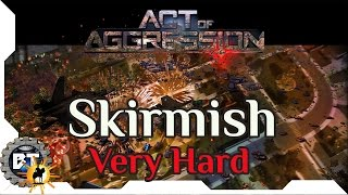 Act of Aggression - Skirmish US Army [1v1][Very Hard]