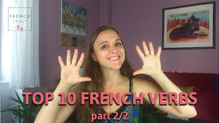 TOP 10 French Verbs (part 2/2)