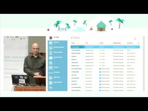 Vancouver WebCamp Using Cloud Application Services