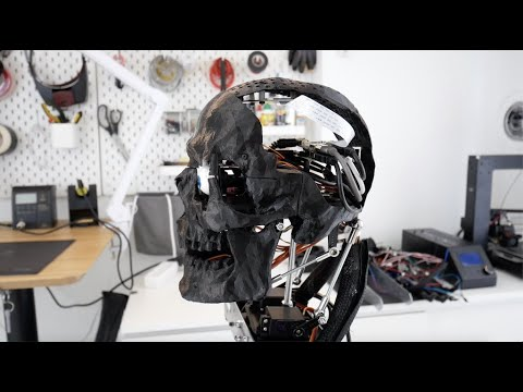 Humanoid Robot - Project Update (April 2020)