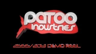 Patoo Industries 2555 / 2013 Demo Reel - ft. (Storm Troopers by Antwon Faulkner)