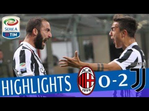 Download Milan - Juventus 0-2 - Highlights - Giornata 11 - Serie A TIM 2017/18