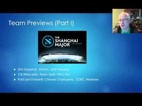 Stats Don't Lie* #4:  Shanghai Team Preview, Part I