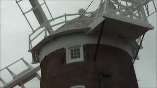 Windmills of Norfolk: Cley-next-the-Sea Windmill