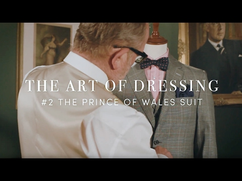 How To Wear A Prince of Wales Suit (The Art Of Dressing #2)