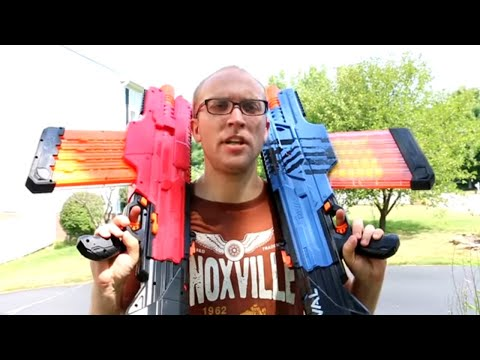 Nerf War:  Payback Time 9