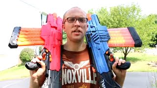 (Nerf Battle) Payback Time 9