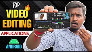 Top Professional VIDEO Editing APPS For New YouTubers 2020 On Playstore