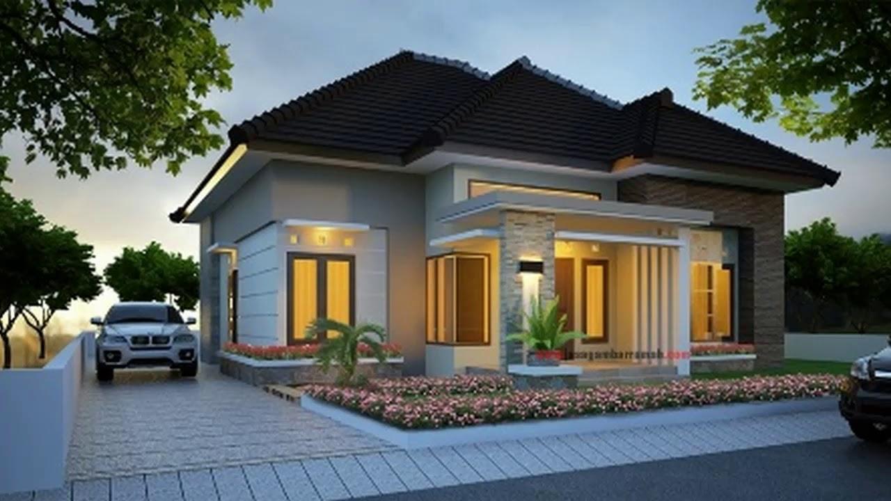 Contoh Model Rumah Minimalis Terbaru 2020 Yang Elegan dan