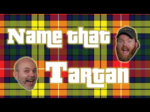 Tartan Challenge! At Last!