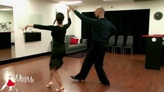 Waltz - Slow Underarm Turn