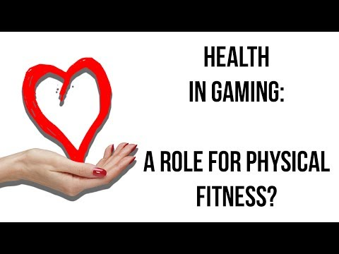 PHYSICAL FITNESS IN GAMING AND ESPORTS - IS IT IMPORTANT?